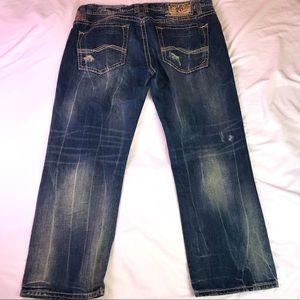 Rivet De Cru Jeans Mae Relaxed Straight Leg